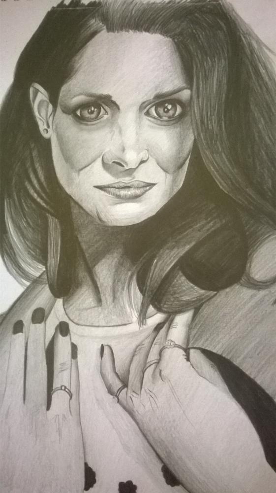 Winona Ryder by artisticheather